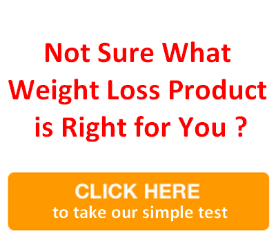 fat burner product selection tool