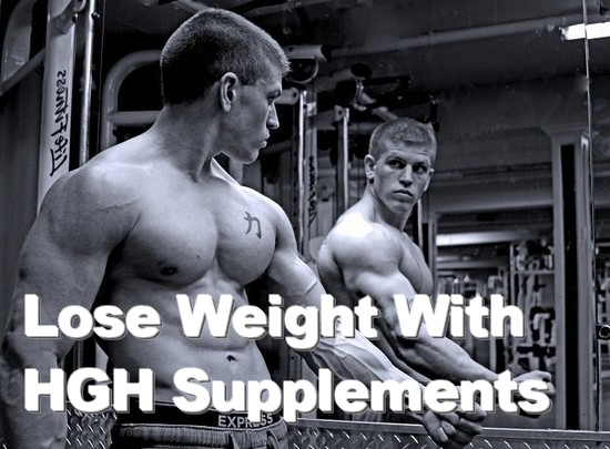 human growth hormone muscle mass and weight loss