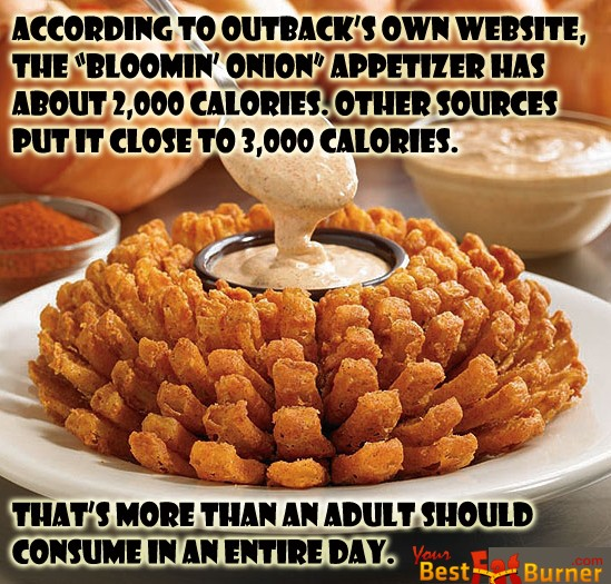 """A Food to Avoid: The """"Bloomin' Onion"""""""