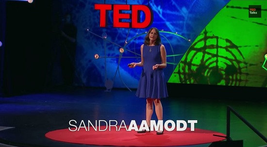 Sandra Aamodt's Talk on Ted