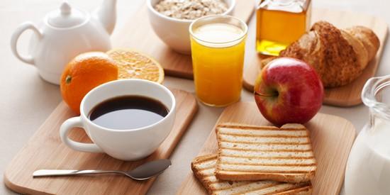 good breakfast for a smaller waistline