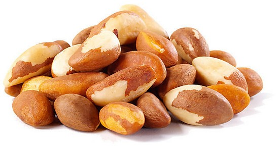 Brazil nuts makes you lose fat