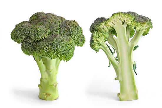 Broccoli zero calories