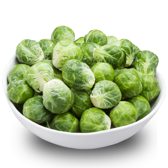 Brussels Sprouts zero calories