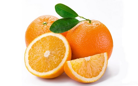 Oranges zero calories