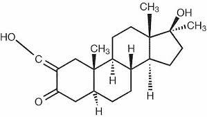 anadrol mollecule